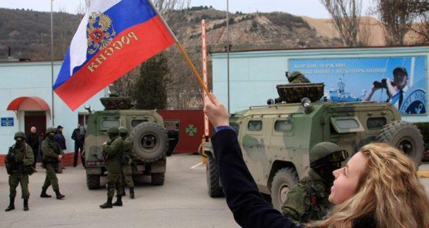 СМИ: в 2014 году Россия нанесла в Крыму упреждающий удар
