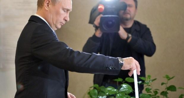 СМИ: 18 марта Владимир Путин может проголосовать в Севастополе