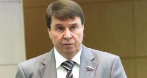 Сенатор от Крыма Сергей Цеков объяснил важность иностранных визитов на полуостров