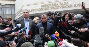 Экс-глава СБУ признался, что отдавал приказ арестовать Аксёнова и Константинова
