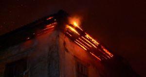 Пожар в Керчи: погибли три человека