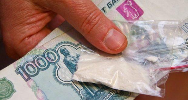 В центре Севастополя торговали «солью»