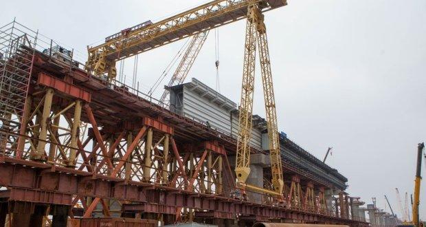 Керченский судостроительный завод «Залив» получил заказ для Крымского моста
