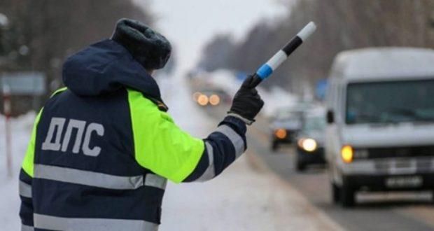 В Симферопольском районе Госавтоинспекция провела рейд «Нетрезвый водитель»