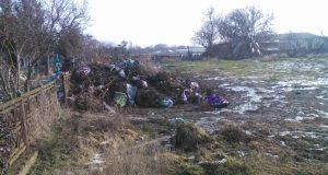 На севере Крыма в феврале выявлено 10 несанкционированных свалок