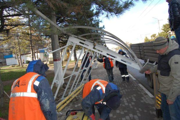 Севастопольский «Доброволец» об «эффективности» решения городских проблем