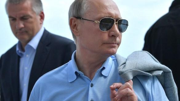 В Кремле подтвердили: Путин собирается в Крым и Севастополь. Однако интрига поездки остается