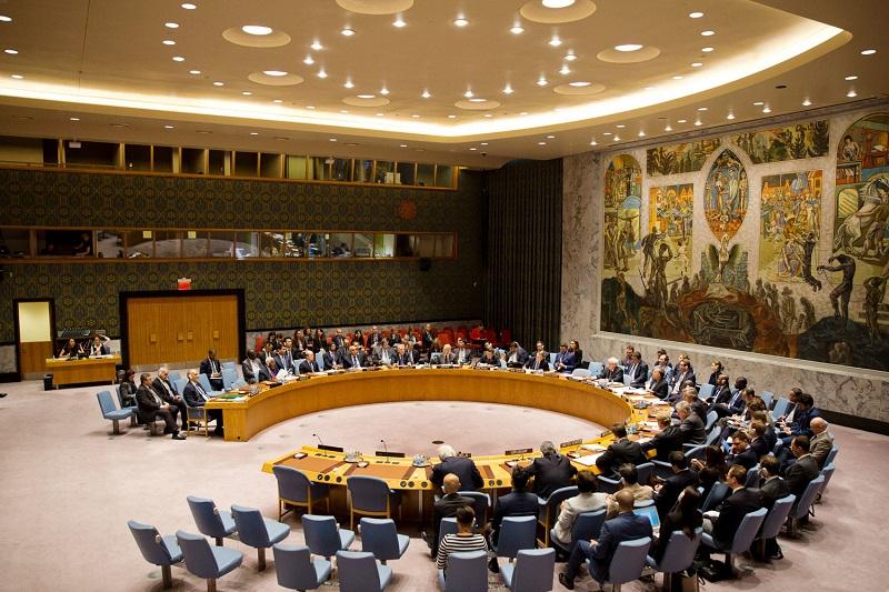 Совбез ООН начал неформальное заседание по Крыму