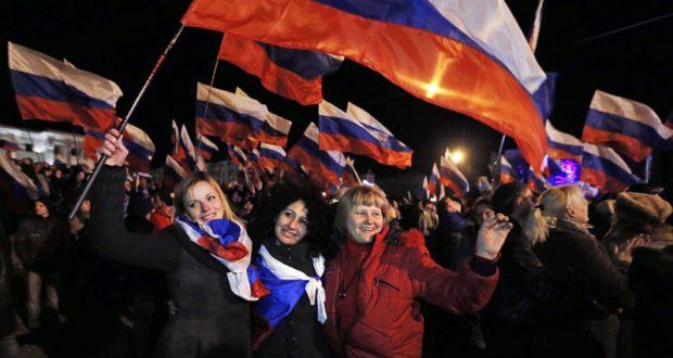 Россия гордится референдумом 2014 года и воссоединением с Крымом