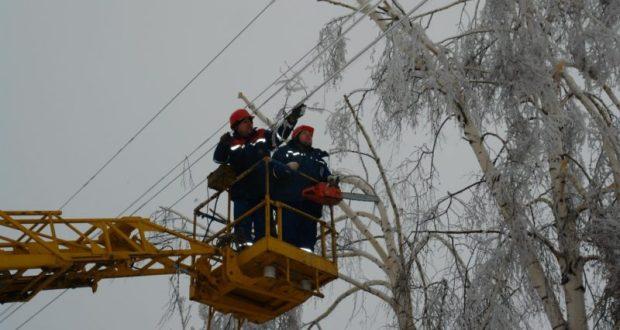 В Крыму без электроснабжения – 17 населенных пунктов
