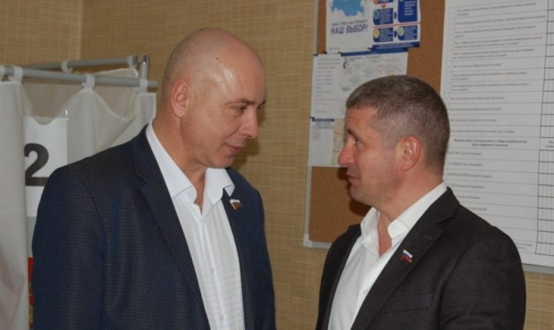Севастопольское Общественное Движение «Доброволец» поздравляет всех с победой Нашего Президента