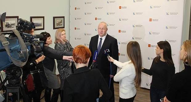 СМИ: В Севастополе просят заменить председателя горизбиркома