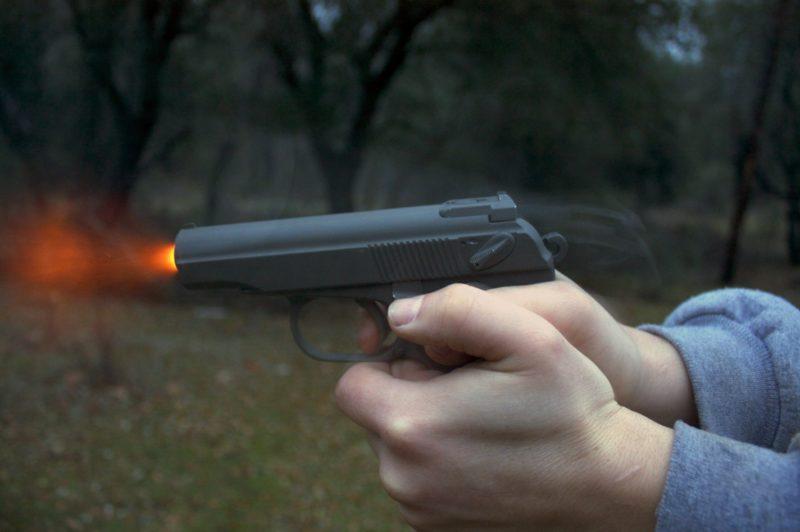 В Крыму гражданин Узбекистана стрелял в полицейского