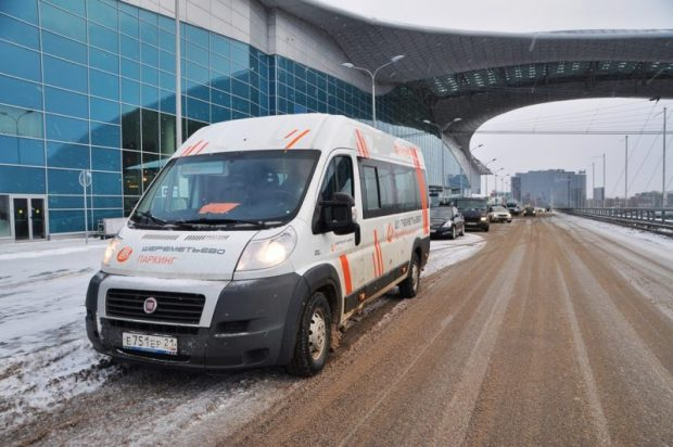 Шереметьево предлагает лучшие цены в России на парковку