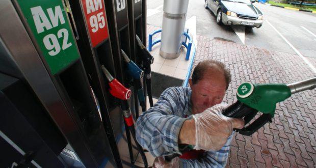 На заправках Крыма выросла цена на бензин. Процесс пошёл?