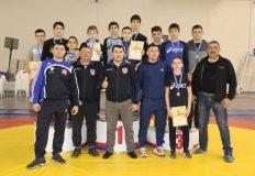 Крымские борцы в первенстве ЮФО завоевали 11 медалей