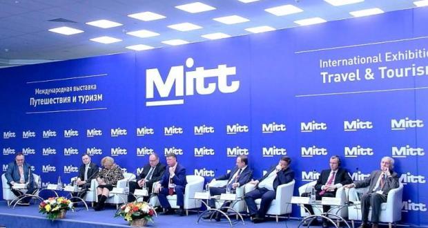 Крымчане показали себя на Международной туристской выставке «MITT»