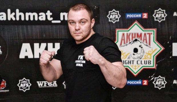 Крымский боец Константин Скреля примет участие в «Битве за Тулу»