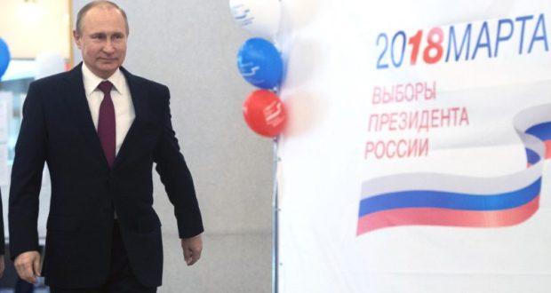 Путин победил, но наберемся терпения до утра. Цифры по Крыму и Севастополю