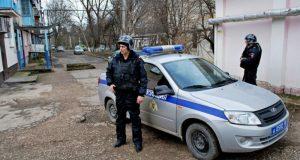 В Крыму по специальному плану «Крепость» прошла тренировка Росгвардии