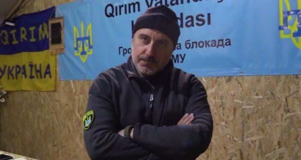 Планы Ленура Ислямова: блокада Крымского моста и санкции