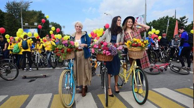 В Евпатории 8 марта пройдет велопарад женских велосипедов