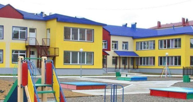 Строительство детского сада в микрорайоне Фонтаны в Симферополе завершено