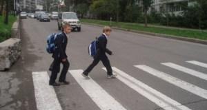 ДТП в Севастополе. «Nissan» сбил ребёнка