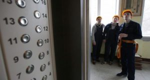 Почти 250 лифтов будут заменены в многоквартирных домах крымских городов