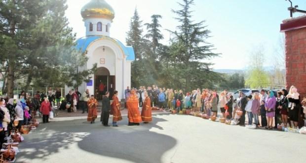Пасхальная ночь в Крыму - происшествий не зафиксировано