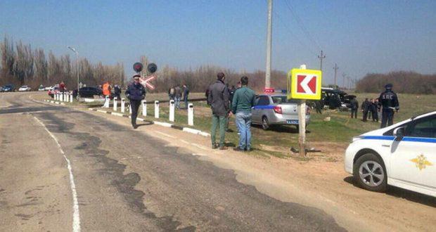 В крымском минздраве рассказали о состоянии пострадавших в ДТП с электропоездом