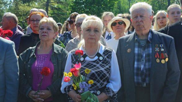 В Крыму почтили память героев - ликвидаторов Чернобыльской катастрофы