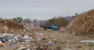 Мусорный полигон в Керчи закроют 1 мая