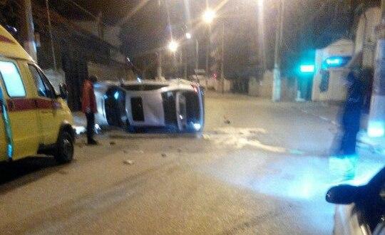 Смертельное ДТП в Алуште: водитель BMW не справился с управлением. Погиб