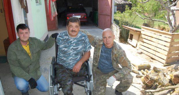 Севастопольский «Доброволец»: важно знать, что ты не один, не брошен, не забыт