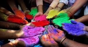 1 мая в Керчи - Фестиваль красок