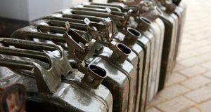 В Севастополе военные украли 70 тонн дизельного топлива