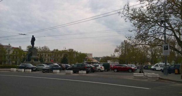 «Дорожный контроль – Севастополь» в шоке от новой разметки в центре города