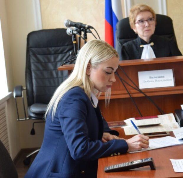 В Севастополе состоялось судебное заседание с использованием многоканальной видео-связи