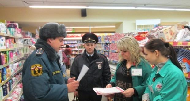 В Крыму проверяющие от МЧС не ограничатся торговыми центрами, пойдут по школам и больницам