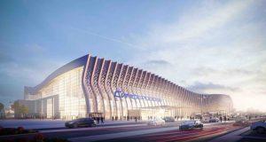 С 16 апреля работает новый терминал международного аэропорта «Симферополь»