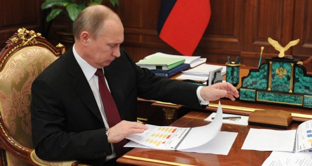 Владимир Путин подписал указ о выплатах бывшим украинским силовикам, оставшимся в Крыму