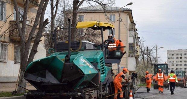 Дороги Севастополя обещают привести в порядок до 1 мая