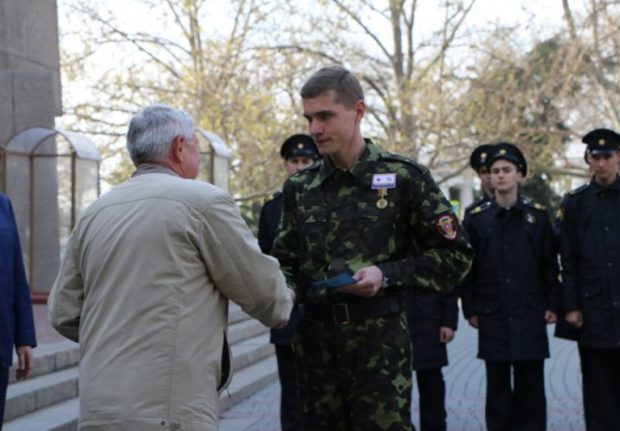 """В Севастополе стартовала """"Вахта памяти"""""""