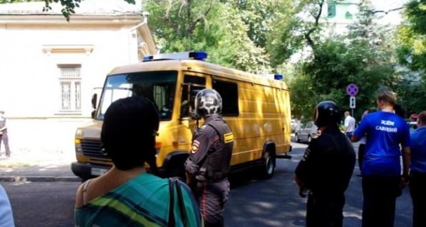 В Крыму «заминировали» здания судов