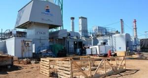 Завершен монтаж оборудования первой очереди новой электростанции в городе Саки