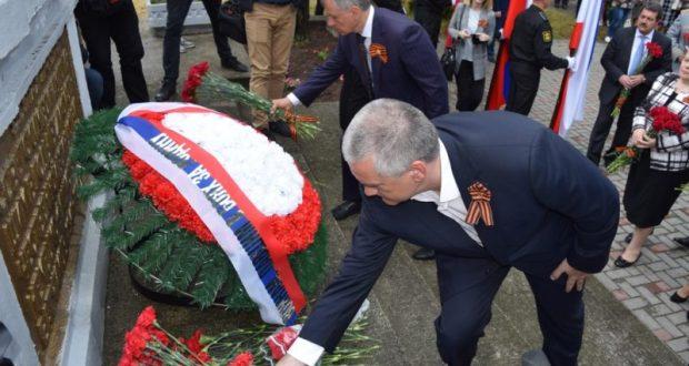 В Симферополе почтили память участников Великой Отечественной войны