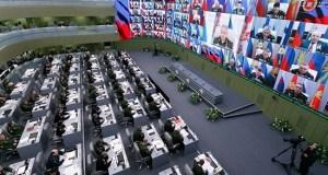 Сергей Аксёнов принял участие в селекторном совещании под руководством Министра обороны РФ