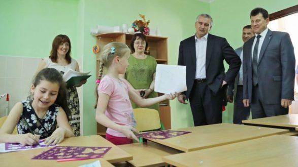Итоги рабочей поездки Главы Крыма в Армянск