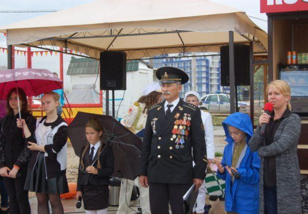 «Доброволец» стал желанным гостем для многих севастопольских сообществ